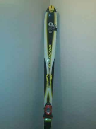 Esquís Rossignol medida media