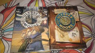 ulyses moore libros de aventuras