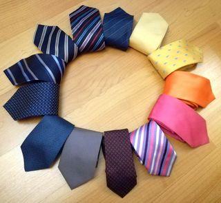 Lote corbatas