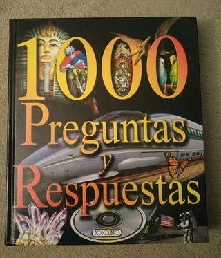 libro 1000 preguntas y respuestas
