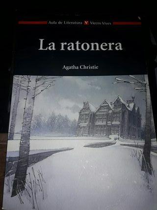 Libro LA RATONERA, puede entregar en Valencia tamb