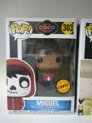 Funko Pop! Miguel Chase 303