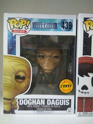 Funko Pop! Doghan Daguis Chase 439