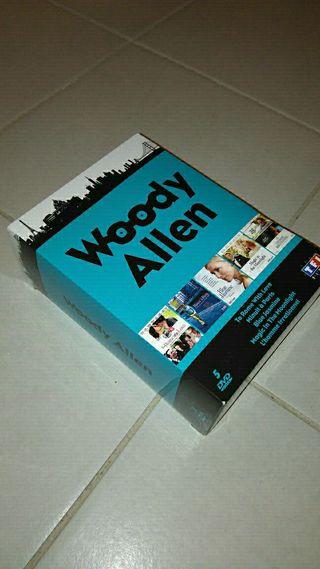 Coffret limité Woody Allen