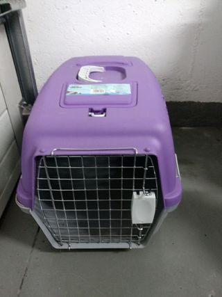 Transportin perro pequeño/mediano