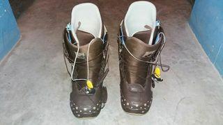 botas de snow talla 42