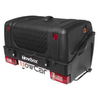 Towbox v1 portaequipajes o portaperros
