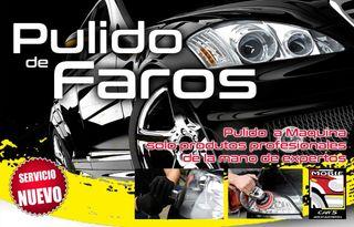 vehiculos pulida de Faros