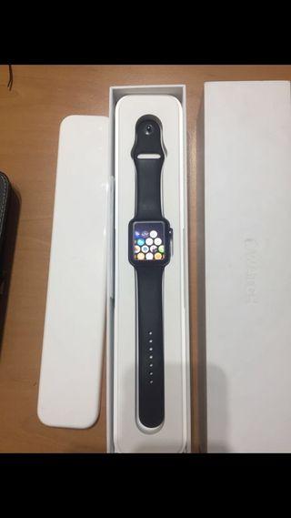Reloj watch 42 aluminio