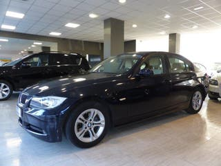 BMW SERIES 3 318d, 143cv, 4p