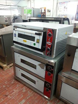 hornos de pizzas nuevos para restaurantes