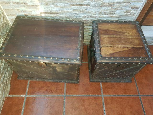 Baules Antiguos De Segunda Mano Por 250 En Los Dolses En Wallapop - Baules-antiguos