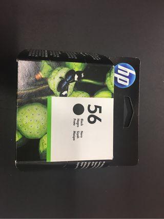 Cartucho tinta Hp 56