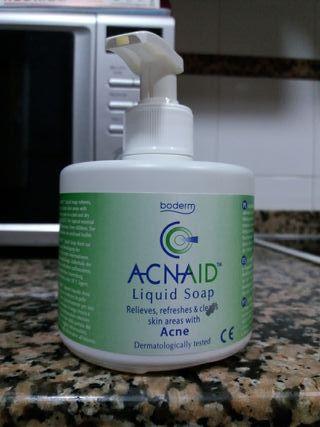 Gel acne