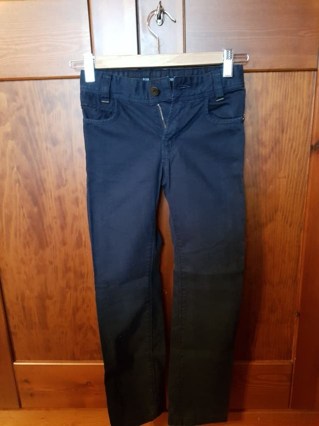pantalon niño Hugo Boss-Nuevo