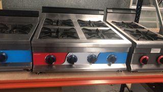 cocinas de 2,4,6 fuegos nuevas industriales rebaja