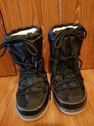 botas de niño Elementerre