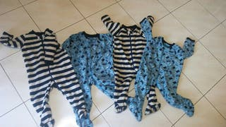 pijamas niño