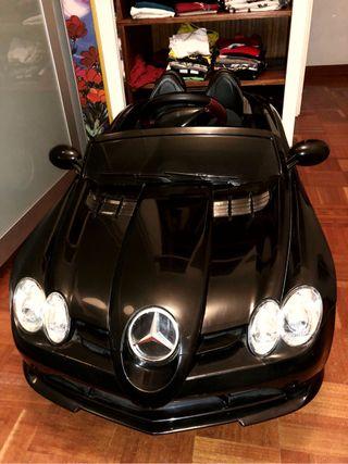 Coche niño mercedes Benz