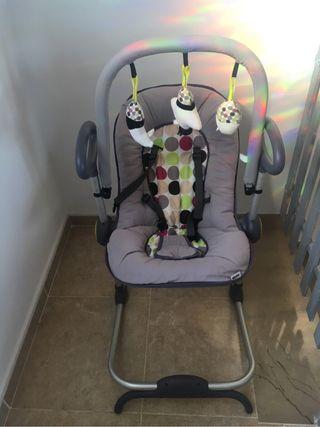 Hamaca bebé marca béaba up&down