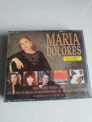 2cds María Dolores Pradera
