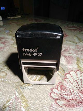 Máquina para sello de oficina