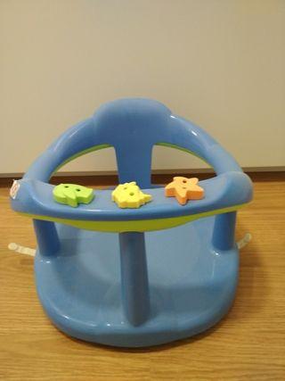 soporte para bañera bebe