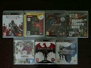 Videojuegos juegos ps3