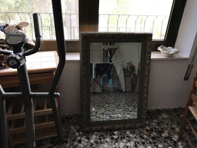 Espejo comedor de segunda mano por 50 € en Muro de Alcoy en WALLAPOP
