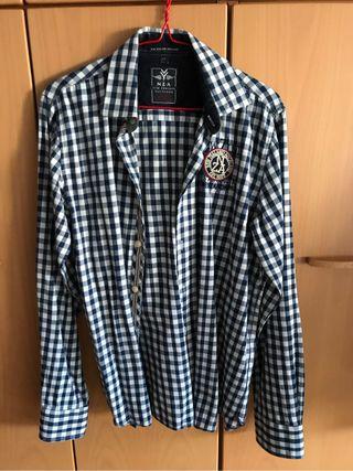 Camisas Para Hombre Tallas Grandes De Segunda Mano En La Provincia De Lleida En Wallapop