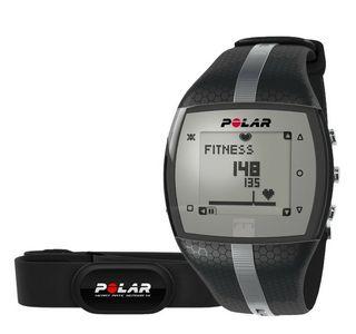 pulsometro polar ft7 + banda frecuencia cardiaca