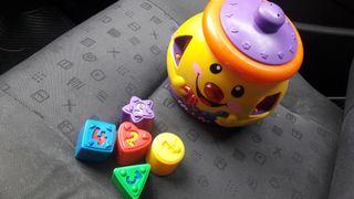 Lote 2 juguetes