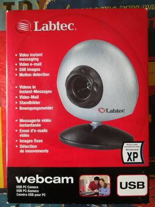 Webcam NUEVA