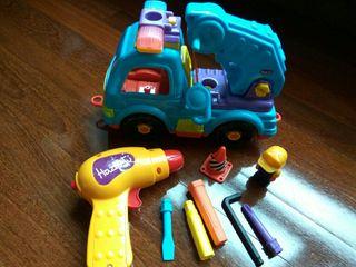 Camion desmontable
