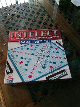 juego de las palabras cruzadas magnetico
