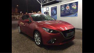 Mazda 3 diciembre de 2014