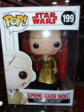 Funko Pop! Supreme Leader Snoke