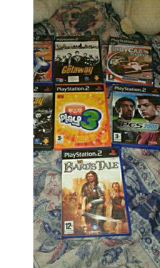 juego de PS2 sonic gems