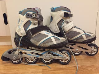 Patines linea Oxelo Fit5