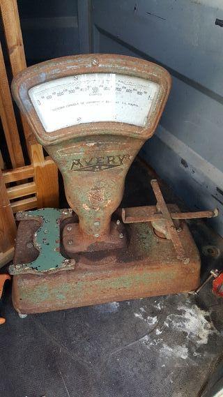 bascula vintage