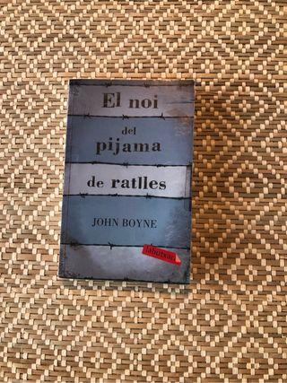 El noi del pijama de ratlles ( John Boyne)