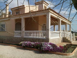 Alquiler anual chalet Alicante