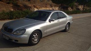 mercedes-benz S 320 1999
