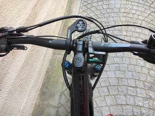 Bicicleta electrica Scott E-genius 710
