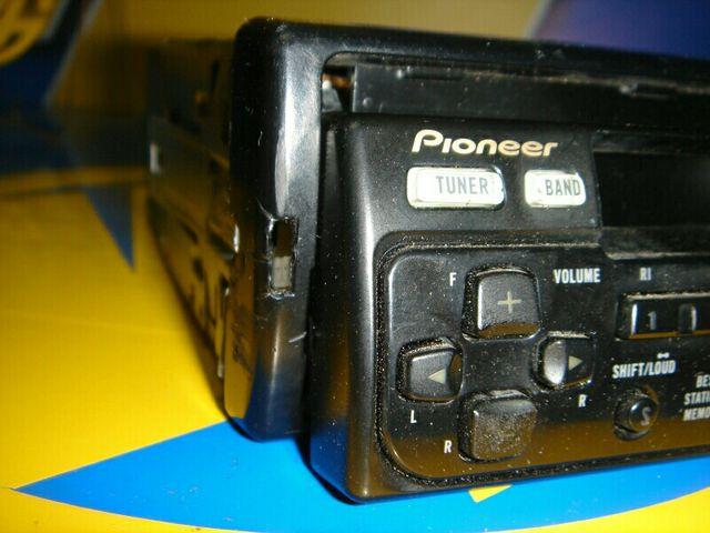 Radio coche cassette Pioneer buen estado