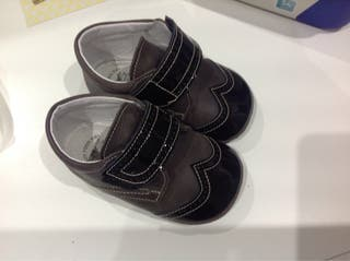 Zapatos ceremonia bebe