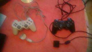 mandos de playstation2 - 1