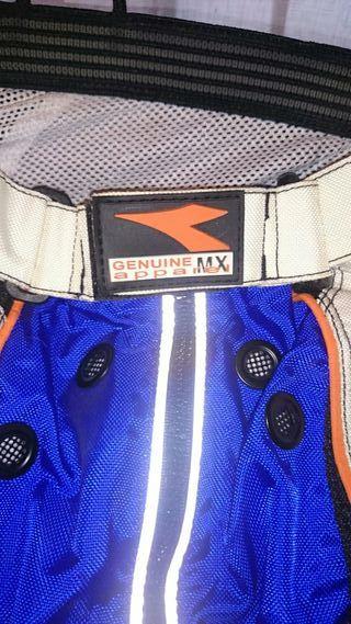 pantalon diadora para moto o quad