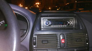 Radio cd.LG 50x4 solo hoy