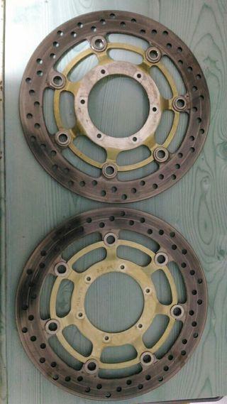 Discos CBR 600 F 2001-2009